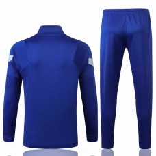 Chelsea Presentation Football Tracksuit 2020 Royal Blue