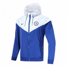 Chelsea Windrunner - Blue/White