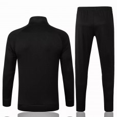 Juventus Soccer Technical Training Black Tracksuit 2020 2021