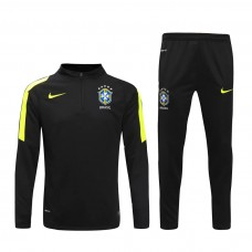 Brazil Technical Training Football Tracksuit 2016/17