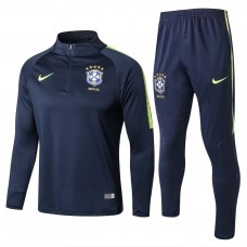 Brazil Technical Training Football Tracksuit 2018/19