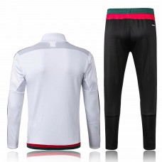 Palestine White Training Technical Football Tracksuit 2015/16